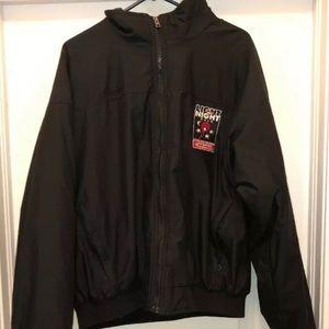 Columbia jacket Mens XL WM5415 Fleece Lining Nylon